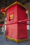 Sedan chair. Chinese sedan chair,bridal sedan chair royalty free stock photos
