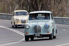 Sedan 1955 de Austin A30 Fotografia de Stock