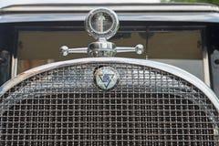 Sedan 4-Door da série 124 dos irmãos de Dodge produzidos em 1925 Imagens de Stock Royalty Free