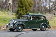 Sedan 1948 för Wolseley 1885 serie III Royaltyfri Foto