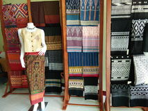 Sedas tailandesas Fotos de Stock