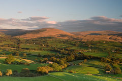 Sedbergh. Small town in yorshire dales national park Royalty Free Stock Images