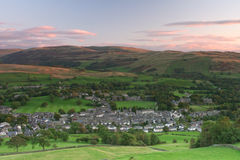 Sedbergh. Small town in yorshire dales national park Royalty Free Stock Photo