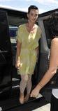 sedd sångare för aktris katy slapp perry royaltyfri foto