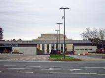 Sede delle Nazioni Unite, Ginevra, Svizzera Fotografie Stock