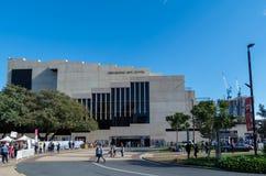 Sede di musica e del teatro di QPAC sulla Banca del sud di Brisbane immagine stock libera da diritti