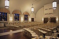 Sede di nozze Fotografia Stock