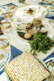 Seder, passover holiday Stock Image