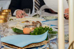 Seder, passover holiday Royalty Free Stock Photo