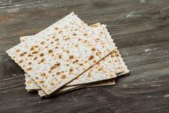 Seder. Pesah matzah matzo bread matzos matzoh Stock Photography