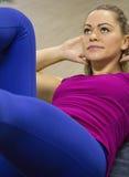 Sedere-UPS quotidiano per le donne Immagini Stock