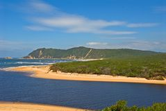 Sedgefield View Stock Photo