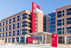 Sedi corporative di Target Corporation fotografie stock