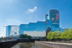 Sedi della banca olandese Fotografie Stock Libere da Diritti