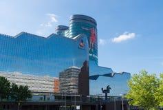 Sedi della banca olandese Fotografia Stock Libera da Diritti