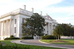 Sedi della croce rossa in Washington, DC fotografia stock