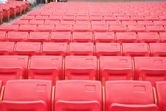Sedi dello stadio Immagini Stock