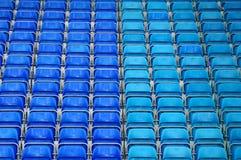 Sedi dello stadio immagini stock libere da diritti