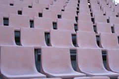Sedi dello stadio Fotografia Stock Libera da Diritti