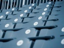 Sedi dello stadio Immagine Stock