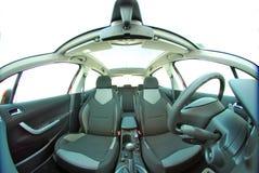 Sedi di automobile Fotografie Stock