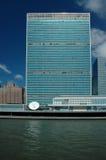 Sedi di Nazioni Unite Immagini Stock