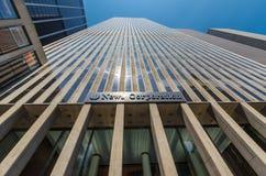 Sedi di News Corp Immagini Stock Libere da Diritti