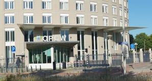 Sedi di OPCW a L'aia, Paesi Bassi immagine stock libera da diritti