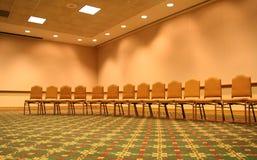 Sedi di seminario Fotografia Stock