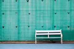 Sedia del campo Fotografie Stock