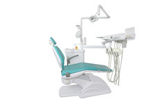 Sedia dentaria Fotografie Stock