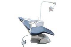 Sedia dentaria immagini stock