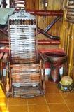 Sedia di oscillazione Fotografie Stock