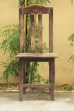 Sedia in giardino Fotografie Stock
