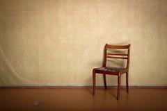Sedia nella stanza Fotografia Stock Libera da Diritti
