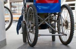 Sedia a rotelle fotografie stock libere da diritti