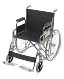 Sedia a rotelle isolata Immagini Stock Libere da Diritti