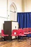 Sedie della scuola Immagine Stock Libera da Diritti