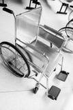 Sedie a rotelle per il paziente Immagini Stock Libere da Diritti