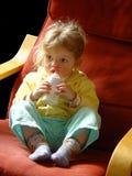 Sediento y soñoliento Foto de archivo libre de regalías