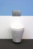 Sedile di toilette Fotografie Stock Libere da Diritti