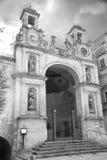 Sedile Palace - Matera - Italy Stock Photography