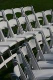 Sedili di nozze fotografia stock libera da diritti