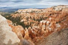 sedimentary rock för park för brycekanjonbildande arkivbild