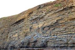 Free Sedimentary Rocks In Layers-stratum, Strata. Geology. Stock Photography - 95063692