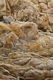 sedimentary vägg för bakgrundsrock royaltyfria bilder