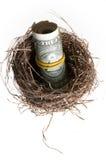sedlar nest rulle Arkivbilder