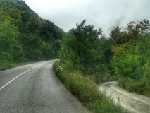 Sedlari περιοχής Valjevo στοκ φωτογραφίες με δικαίωμα ελεύθερης χρήσης