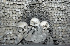 Sedlec Ossuary Royalty Free Stock Images