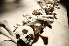 Sedlec Ossuary Stock Photos
